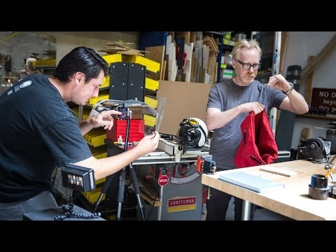 Animating Adam Savage's Workshop