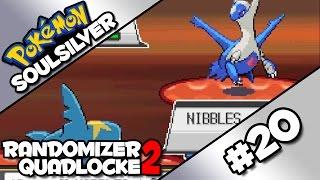 20 | GIVING THE ISLANDS A WHIRL | Pokémon SoulSilver Randomizer Quadlocke 2 by Ace Trainer Liam