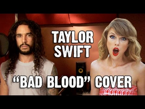 Taylor Swift – Bad Blood ft. Kendrick Lamar | Ten Second Songs 20 Style Cover
