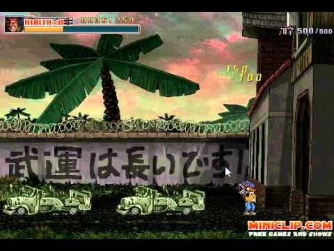 Lets Play Commando 2 Mission 12 GAME COMPLETED