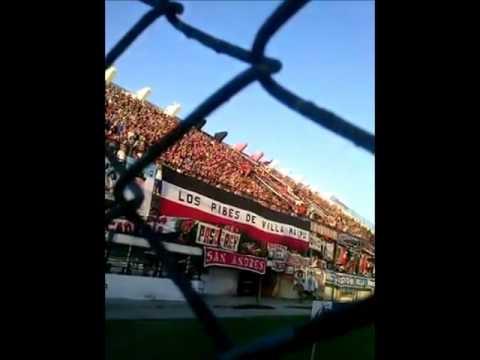 Incondicional Aliento de la Hinchada de Chacarita Perdiendo 3 a 0 vs Santamarina - La Famosa Banda de San Martin - Chacarita Juniors