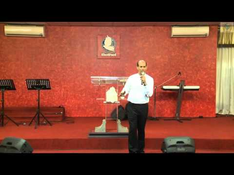 Come out of your Boundaries - Message by Pr. Joshi Alappuzha