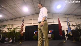 Jackson (TN) United States  city photos : VIDEO: Ted Cruz makes a campaign stop in Jackson, Tennessee