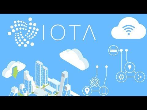 IOTA explained in 2 minutes!