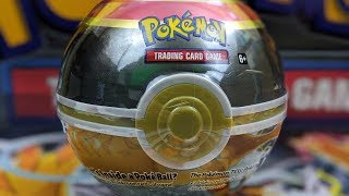ERROR!! WHAT HAPPENED TO THAT PACK??? Opening a Luxury Ball Tin of Pokemon Cards! by The Pokémon Evolutionaries