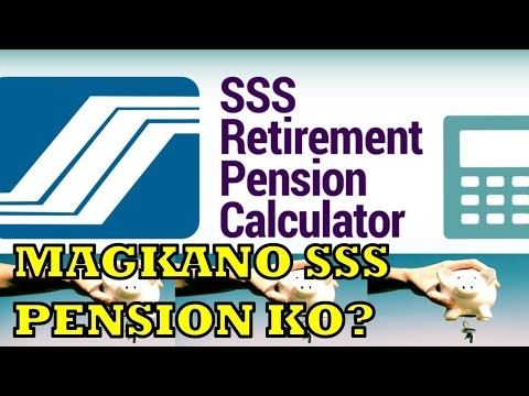 Magkano ang SSS Retirement Pension Ko Monthly in 2020 | Monthly SSS Retirement Pension Sapat Ba?