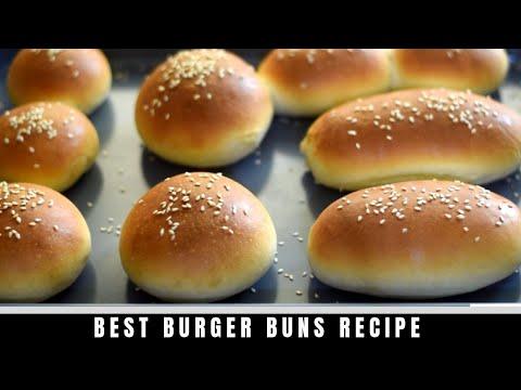 Hamburger Buns/Burger Buns/Hotdog buns/Sandwich bun Recipe