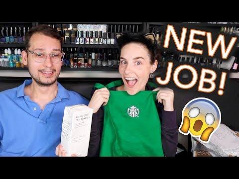 I GOT A NEW JOB!   Simplymailogical #8