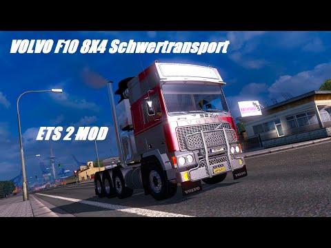 Volvo F10 8x4 PBA v3.16.4f