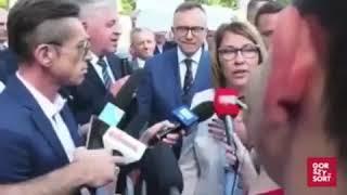 Politycy PiS przegonieni przez mieszkańców z własnej konferencji prasowej !