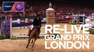 RE-LIVE | Jumping Grand Prix London Olympia | Longines FEI World Cup™ Jumping 2017/18