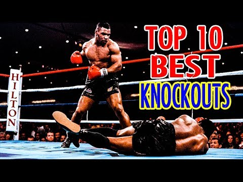 Mike Tyson 🔥 TOP 10 Best Knockouts In History 🔥