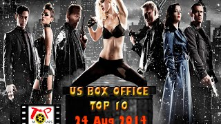 US BOX OFFICE TOP 10 (24 Aug 2014)