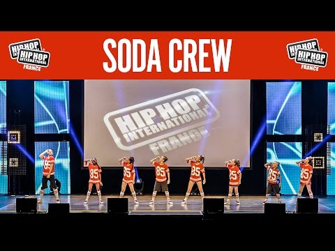 Soda Crew - (Ado 2ème Place) au HHI France 2015