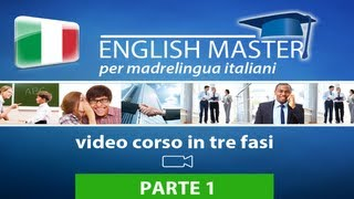 ENGLISH MASTER PART 1 (35001d) YouTube video