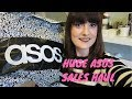 BIG ASOS SALES HAUL | MY FASHION FAVOURITES
