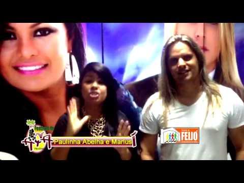 Paulinha Abelha e Marlus convida você para o festival do Açaí 2013