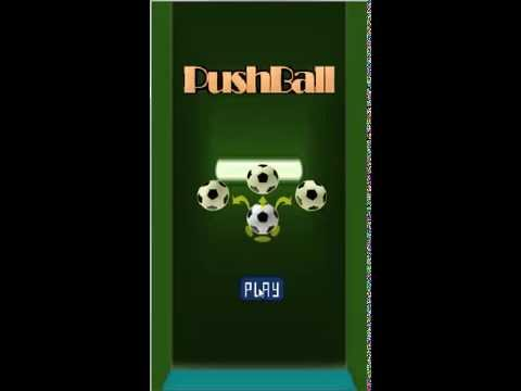 Video of Push Ball
