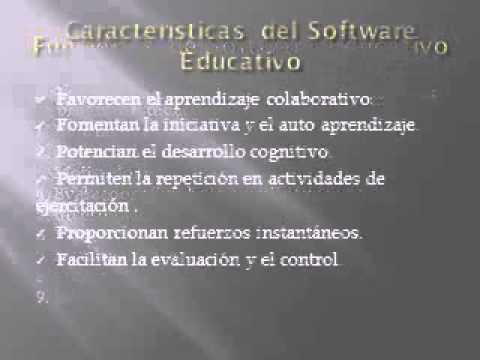 Software educativo,,3 ro. A..
