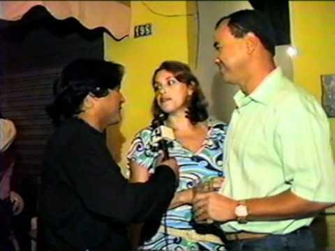 Entrevista em Crisópolis