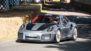 The new Porsche 991 GT2 RS is the craziest 911 ever made ! Was nice to see the 700hp beast in Goodwood ! Thanks for watching and please subscribe for more !!