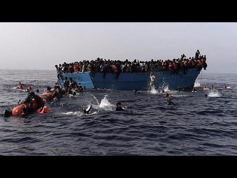 Μεταναστευτικό: Μείωση της εισροής μέσω θαλάσσης