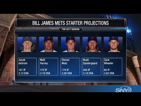 Video: Ron Darling on Mets pitchers: