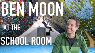 Ben Moon at the School Room by The Climbing Nomads