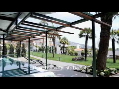Charter Madeira - Hotel Enotel Quinta Do Sol - Central Travel Bucuresti