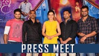 Aanando Brahma Movie Press Meet   Taapsee Pannu   Srinivas Reddy   Vennala Kishore   TFPC