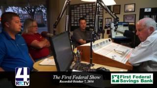 First Federal Saving Bank Weekly Program
