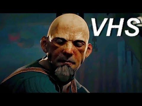 Call of Cthulhu (2018) - русский трейлер геймплея - озвучка VHS