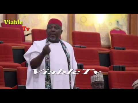 Suicide : Okorocha Wants Ministry of Happiness