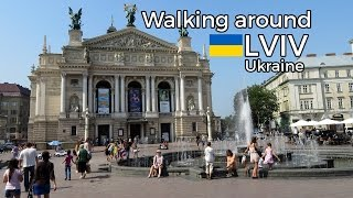Lviv Ukraine  City pictures : Lviv, Ukraine (Львів, Україна) - July 2016