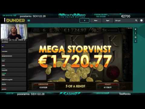 Mr.Casino - BIG Baratheon BONUS WIN on Game of Thrones 243 way!!!