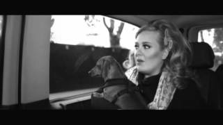 Adele - Behind the scenes (live at The Royal Albert Hall)