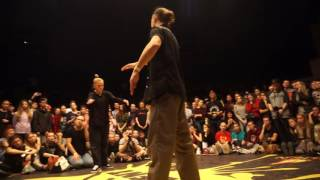 Kriss vs Vitek – RESPECT MY TALENT-2016 MOSCOW POPPING FINAL