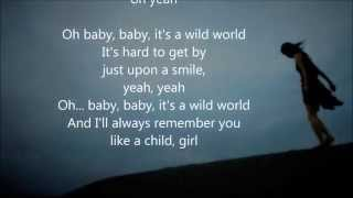 "Video Mr Big - Wild World - HQ - Scroll Lyrics ""22"" MP3, 3GP, MP4, WEBM, AVI, FLV Desember 2018"