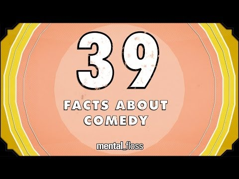 39 Facts About Comedy