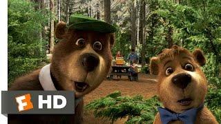 Nonton Yogi Bear  2 10  Movie Clip   Getting Caught  2010  Hd Film Subtitle Indonesia Streaming Movie Download
