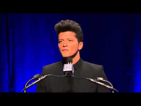 Bruno Mars Ready for Super Bowl Halftime Show