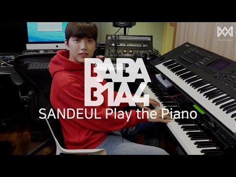 [BABA B1A4 2] EP.16 SANDEUL Play the Piano