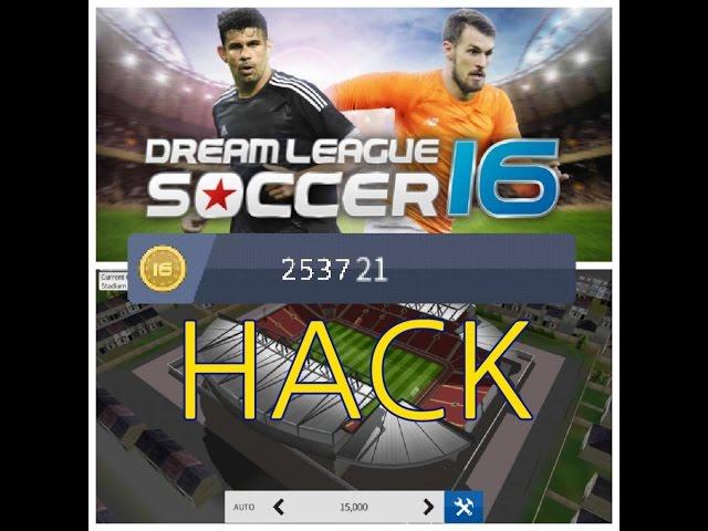 Dream league soccer 2016 hack ios