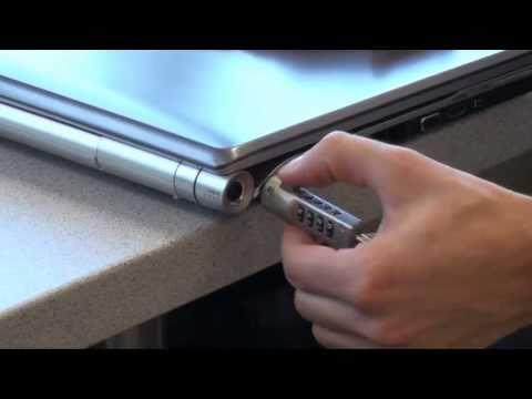 Kensington Conceptronic Schloss für Notebook / Laptop