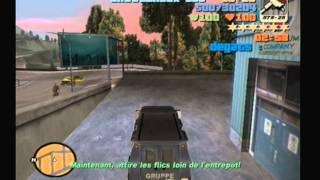 Grand Theft Auto 3 - [Guide - 057. L'appât]