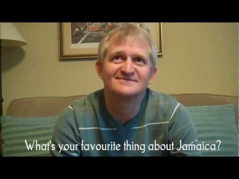 White Jamaican Dad