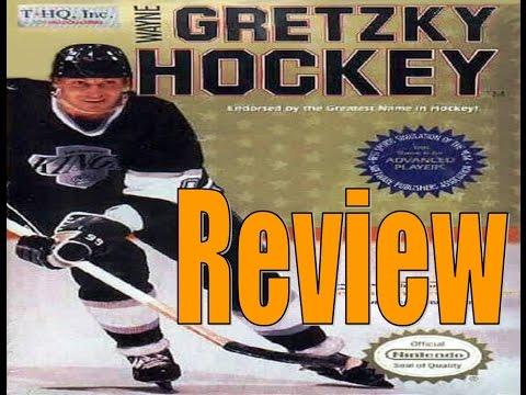 wayne gretzky hockey nintendo