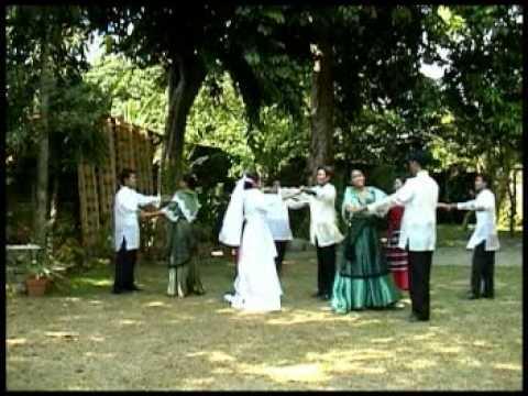 Philippine Folk Dance Habanera Botolena