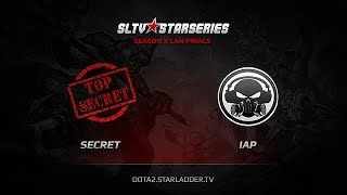 Secret vs Execration, game 1