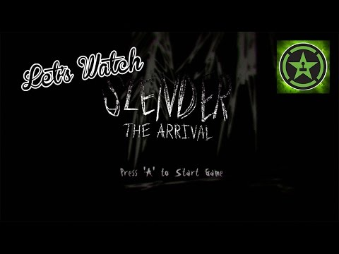 Let's - Geoff faces off against the Slender Man while the rest of AH laughs at his misery. RT Store: http://bit.ly/ZvZHS1 Rooster Teeth: http://roosterteeth.com/ Achievement Hunter: http://achievementhu...